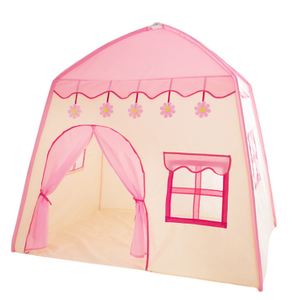 Children's Tent Game House Yurt Crown Pcastle Yurt Ball Pool Flower House Tent