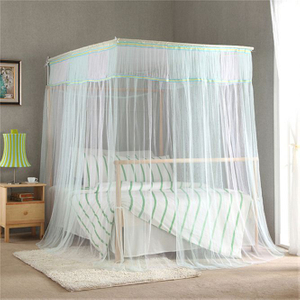 New Design Travel Mosquito Nets with Foldable Popup Ring