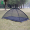 Free-standing Outdoor Meditation Mosquito Net Doule Net Tent