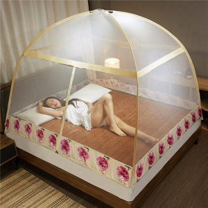 Summer Insect Mesh Mongolian Yurt Bed Netting Tents Mosquito Nets Canopy