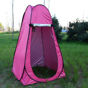 Popular Portable Outdoor Pop Up Tent Camping Changing Room Beach Tent