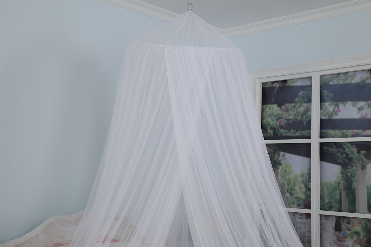Luxury Moskito Net Bed Canopy Ultra Large Mosquito Net Quick Easy Installation