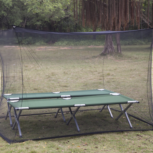 2020 Outdoor Long Lasting Insecticide Treated Camping Box Mosquito Net