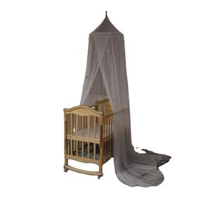 2020 New Style Growing In The Dark Spacecraft Baby Mosquito Net Crib Net