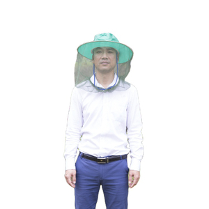 2020 Hot-selling Water Proof Practical Anti-Insect Safety Mosquito Head Net