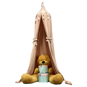 Wholesale Dome Children Mosquito Nets Cotton Curtain Canopy for Kids