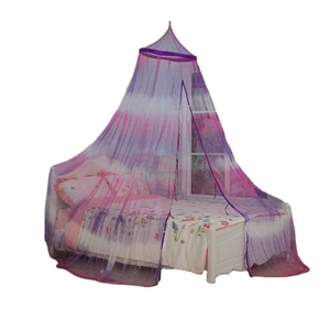 Girls Favorite Colorful And Sheer Tie Dye Mesquito Net