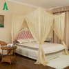 Majesty Rectangular Mosquito Net Bed Canopy for Single & Double King Size Bed