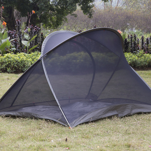 Newest design aluminum Pole Hiking double Mosquito Net Tent