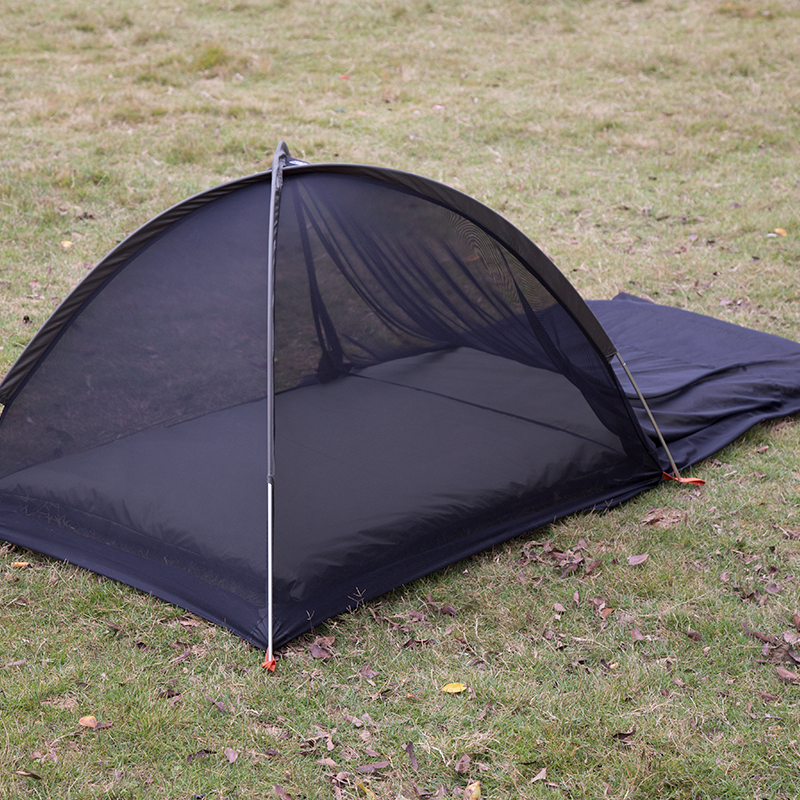 Durable Anti-Insects Camping Hiking Hut Net Tent For Single