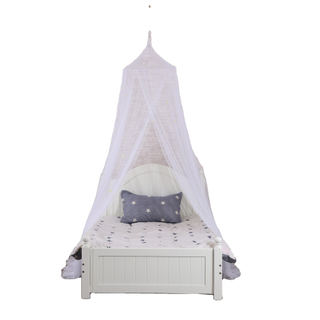2020 New Design 100% Polyester White Growing In The Dark Firefly Mosquito Net