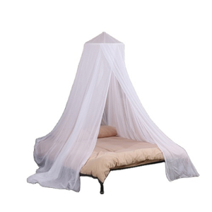 2020 The Most Comfortable Pure Cotton White Durable Hanging Mosquito Net