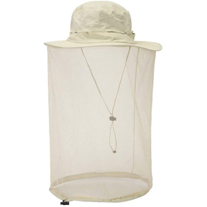 Hot sale Anti-insects Sun Protection Function Mosquito net Head with Hat