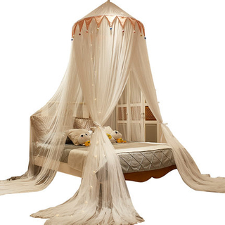 Dome Princess Wind Palace Curtain Gauze Free Installation Mosquito Net