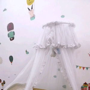 2020 The Most Popular New Design White Baby Crib Mosquito Net