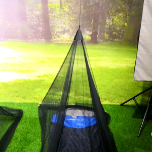 Hot Sale Compact and Lightweight Camping Mosquito Net with Carry Bag