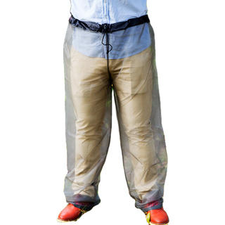 Bug Pants - Mosquito Repellent Net Clothing for Men & Women - Insect-Proof Netting Suit for Outdoor Protection from Bugs, Flies