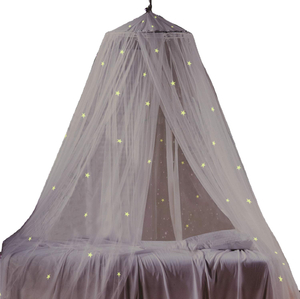 Double Bed Mosquito Net Glow In The Dark Stars Mosquito Net Dome Bed Canopy