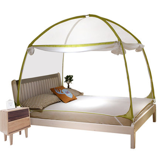 Yurt Encrypted And Thickened Hanging Pop Up Box Mosquito Net