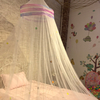 New Design in 2020 Rainbow Growing In The Dark Daisy 100% Polyester Mosquito Net