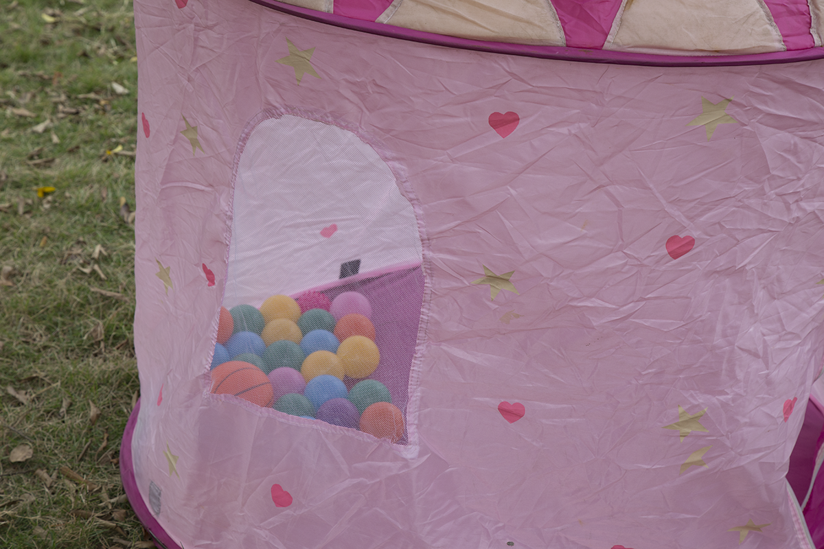 Play Tent for Kids Castle Playhouse for Children Hanging Tent