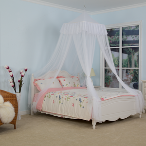 100% Polyester Good Quality Mosquito Net for Double Bed