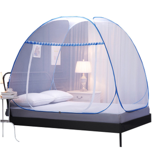Wholesale Foldable Anti Mosquito Bites Pop-Up Mosquito Net Tent for Beds