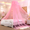 Mosquito Net Bed Tent Travel Cotton Pink Customized Logo Outdoor Fabric Packaging