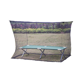 Competitive Price 100% Polyester Bed Mosquito Net Outdoor For Single Bed