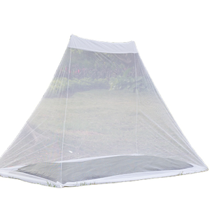 2020 New Design Outdoor Safety Anti-Mosquito White Pyarmid Mosquito Net