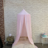 High Quality 100% Cotton Material Baby Protected Nets Mosquito Canopy For Kids Beds