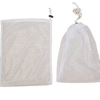 Low Price Laundry Bags Customized Color Mesh Wash Bag for Home Use