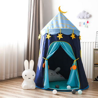 Wholesale New Design Pop Up Boys Kids Teepee Toys Play House Tent