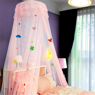 Drop Shipping Circular Mosquito Nets for Bunk Beds