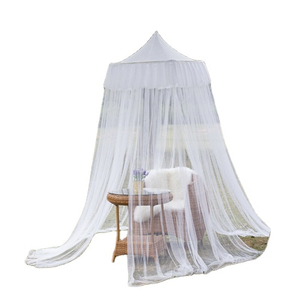 2020 New Noble Anti-mosquito Rectangular White Outdoor Mosquito Net