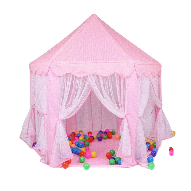 2020 Good Looking Popular Kids Castle Princess Customized Indoor Play Tent