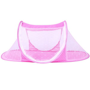 Portable Folding Baby Travel Bed Crib Nets Summer Mosquito Net for Infant