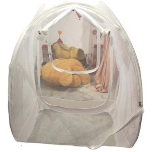 2020 New Style Popular Free Standing Pop Up Baby Crib Foldable Mosquito Net