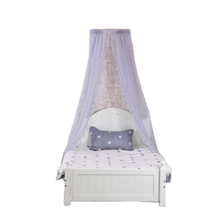 Crown Princess Dome Kids Girls Favorite Mosquito Nets Canopy For Baby