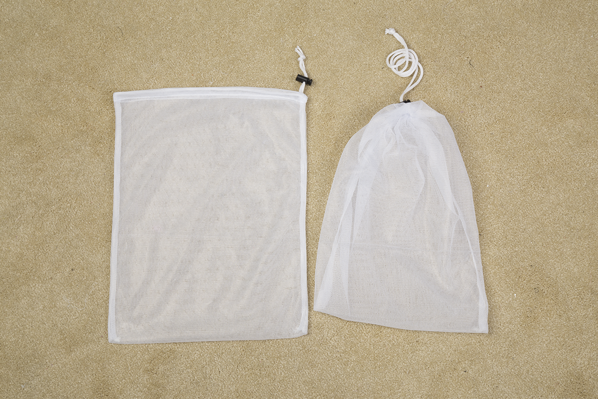Durable Polyester Washing Laundry Bags For Household Hotel Washing Machine