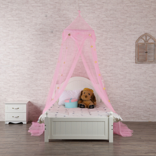 New Design Princess Girls Bed Canopy Hanging Circular Mosquito Nets