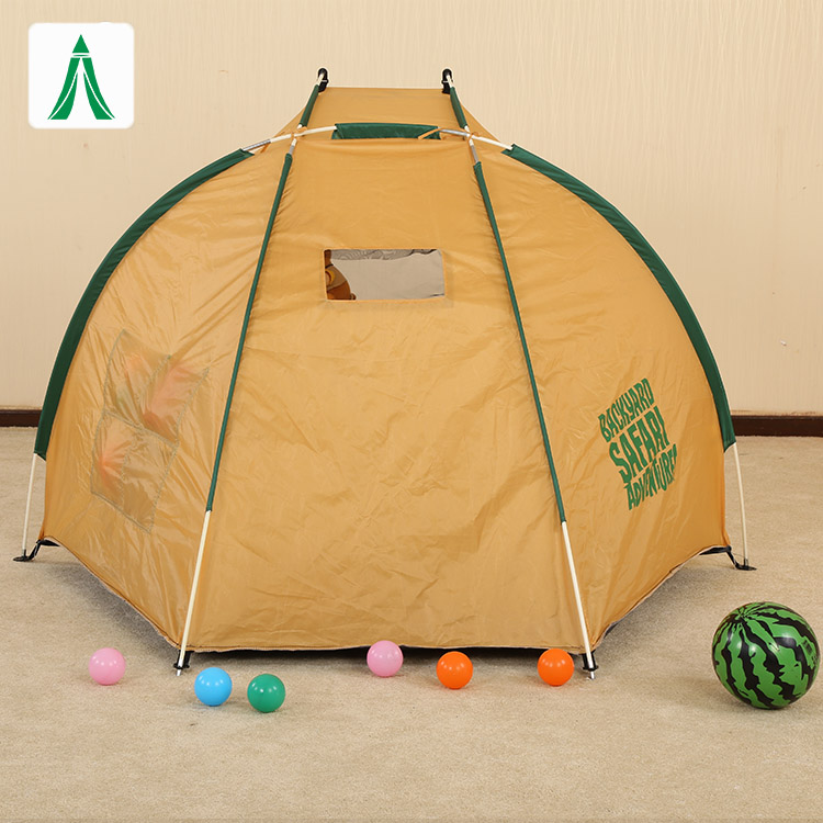 Water Resistant Camping Tent 3 Season Ideal Shelter for Casual Family Camping