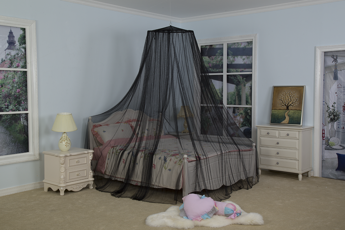 Large Mosquito Net for Beds Conical Netting Spacious Canopy Extra Wide And Long Indoor And Outdoor Bed Canopy